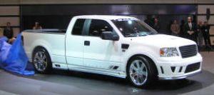 Saleen Sport Truck S331