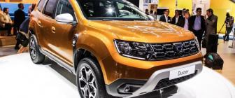 Gallery: geniet live van de nieuwe Dacia Duster