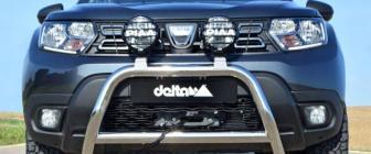 Maak van je Dacia Duster een dikke offroad-kanjer