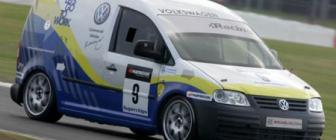 Volkswagen Racing Caddy