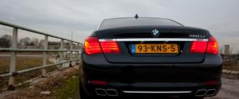 Rijtest & video: BMW 760Li