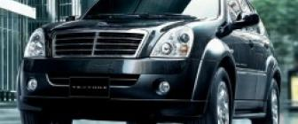 SsangYong Rexton reloaded
