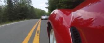 Video: RX-8 vs Boxster, Mazda crasht hard