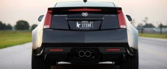 Video: Hennessey CTS-V doet easy 355 km/u