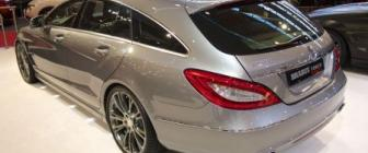 Brabus CLS Shooting Brake Power Diesel