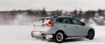 Volvo V40 Cross Country: Rijtest en video