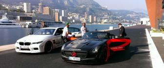 Video: Hamann M5 vs SLS AMG Roadster