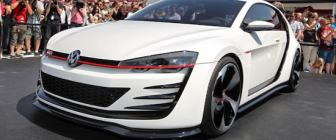 Volkswagen Design Vision GTI is anabolenbreed [video]