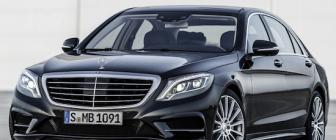 Mercedes S-Klasse: de nieuwe limo is officieel! [UPDATED]