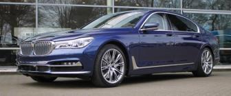 Dealerspot: BMW 760Li xDrive V12 Centennial Editie