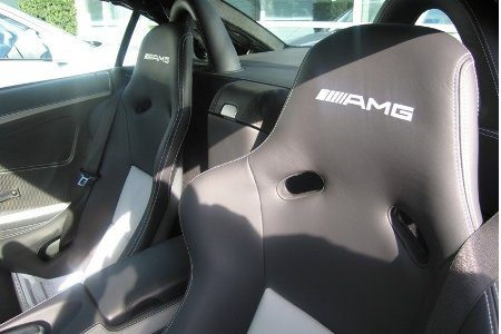 Mercedes-Benz SLK55 AMG 'Tracksport' Spyshot