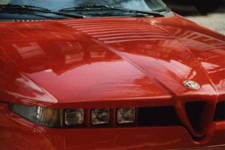 Alfa Romeo SZ - Foto © Jim Appelmelk