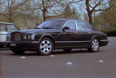 Bentley Arnage Red Label - Foto © Jim Appelmelk