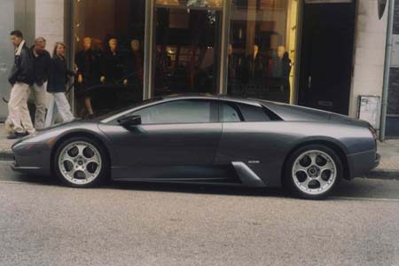 Lamborghini Murciélago - Foto © Jim Appelmelk