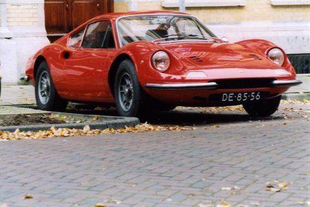 Ferrari 246 GT Dino - Foto © Jim Appelmelk