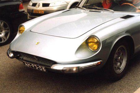 Ferrari 365 GT 2+2 - Foto © Jim Appelmelk