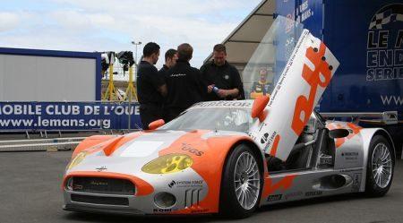 Spyker C8 Spyder GT2R Le Mans 2005