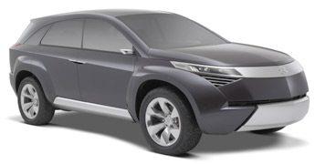 Suzuki Concept SUV