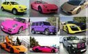 Kies je favoriete paasei: supercar colorwrapping galore!