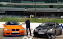 Fifth Gear: M3 GTS vs C63 AMG Black Series [video]