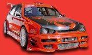 VW Golf Red Devil