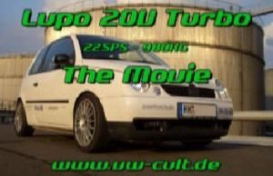 Volkswagen Lupo 260km/u