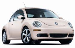 Volkswagen nieuwe beetle