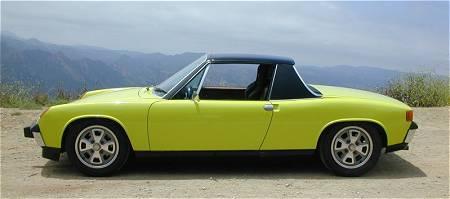 Volkswagen Porsche 914