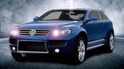 Volkswagen Touareg Coupe
