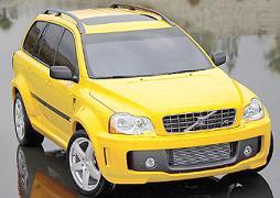 Volvo XC90 met 600pk