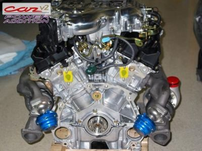 350Z TT block