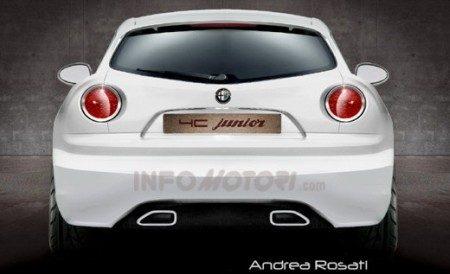 Alfa Romeo 4C Junior