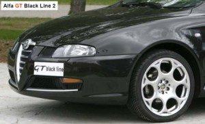 Alfa Romeo GT Black Line facelift
