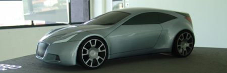 Audi A6 Avant Coupe 2015