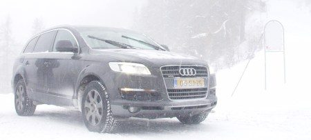 Audi Q7 Roadtrip