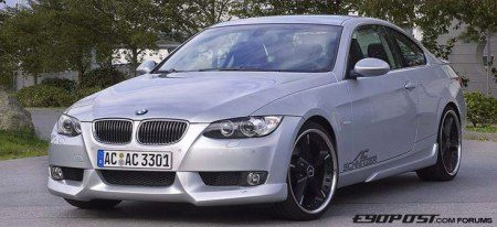 BMW 3-serie coupe AC Schnitzer