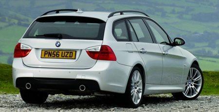 BMW 335i Touring M-Sport