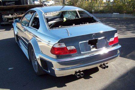 BMW M3 Chroom