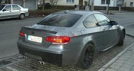 BMW M3 spyshots week 2