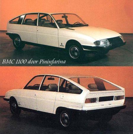 BMC 1100 Pininfarina