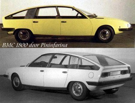 BMC 1800 Pininfarina