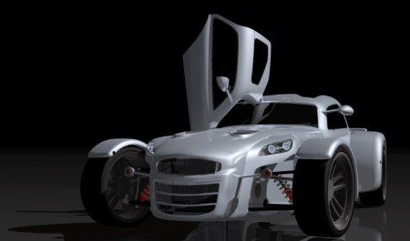Donkervoort D8 GT coupe
