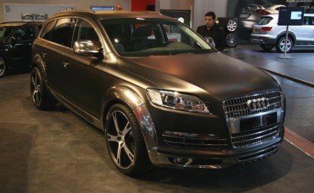 Audi Q7 Abt AS7 R