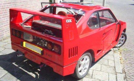 Soefzoeki F40 Evo II