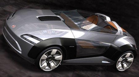 Fiat Barchetta Bertone concept