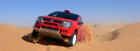 Fiat Panda Cross Dakar 2007