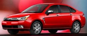 Ford Focus USA 2008