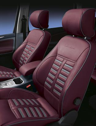 Ford S-Max Individual Interieur
