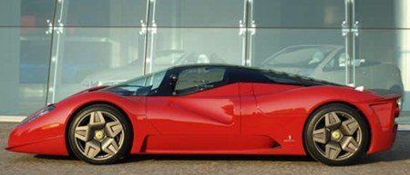 Ferrari P4/5 by Pininfarina: The Glickenhaus car