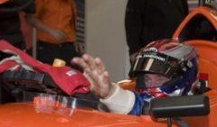 Jos Verstappen A1 GP